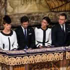 PrinzessinMadeleine, PrinzCarl Philip, Prinzessin Sofia, PrinzDaniel and Prinzessin Victoria