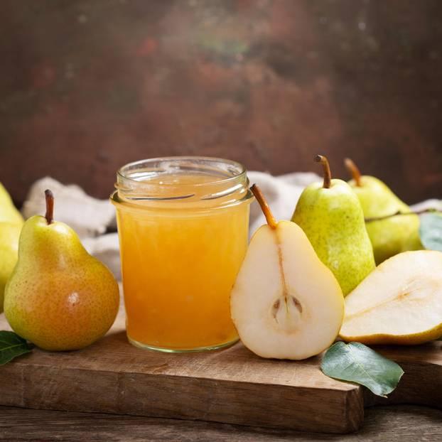 Birnengelee: Das beste Rezept
