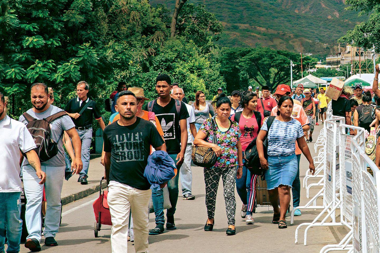 Venezuela-Flüchtlinge: Das müssen die Frauen durchleben: Flüchtlinge