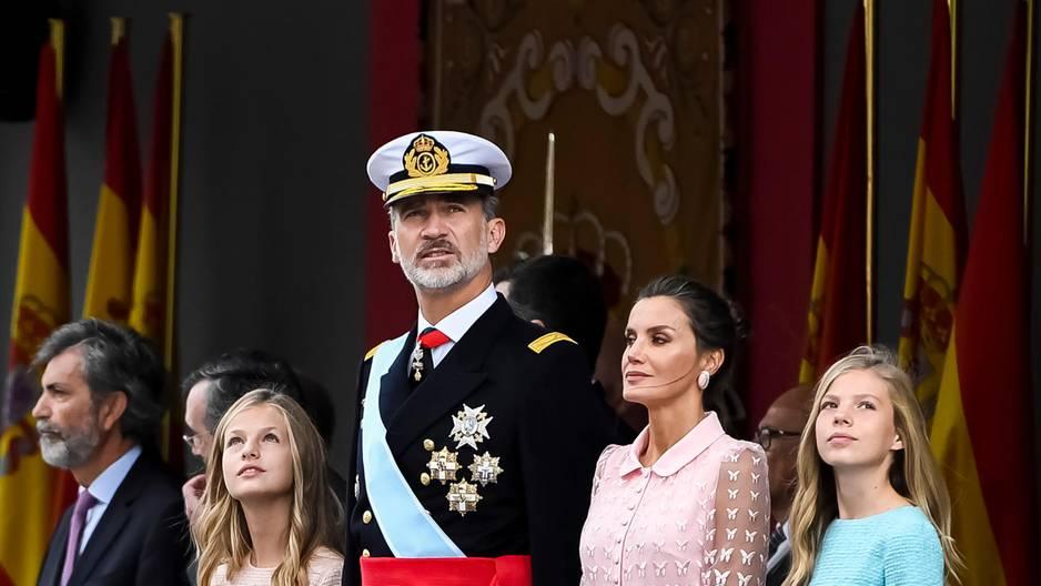 Looks aus dem Spanischen Königshaus