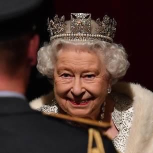 Queen Elizabeth: Was für ein Kompliment!