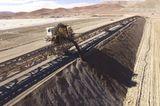 Die reichsten Frauen der Welt: Bergbau in Chile