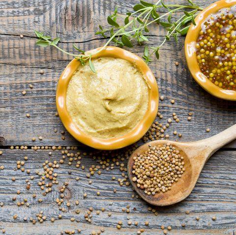 Senf selber machen: Selbstgemachter Senf