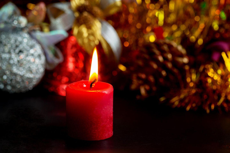 Familie feiert Weihnachten im Oktober, weil die Mutter im Dezember nicht mehr leben wird
