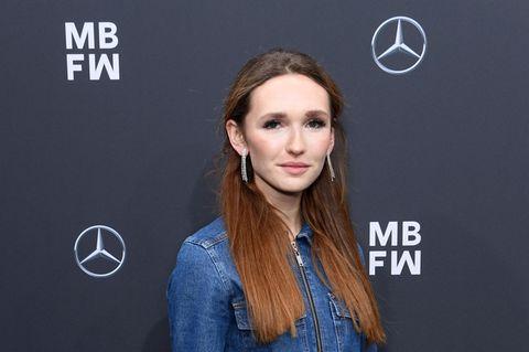 Anna Wilken ist ein deutsches Model