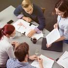 Soziale Kompetenz: Gruppenarbeit unter Kollegen