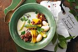Grüner Curry-Eintopf