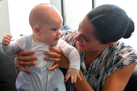 Baby Archie: Harry und Meghan verraten 3 Geheimnisse