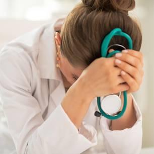 Dumme Dinge von Patienten: Verzweifelte Ärztin