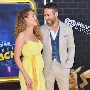 Ryan Reynolds und Blake Lively sind zum dritten Mal Eltern geworden
