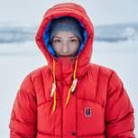 Daunen halten selbst bei Extremtemperaturen warm