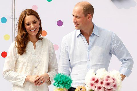 Herzogin Kate: Prinz William plant süße Überraschung zum Valentinstag