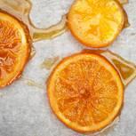 Orangen kandieren