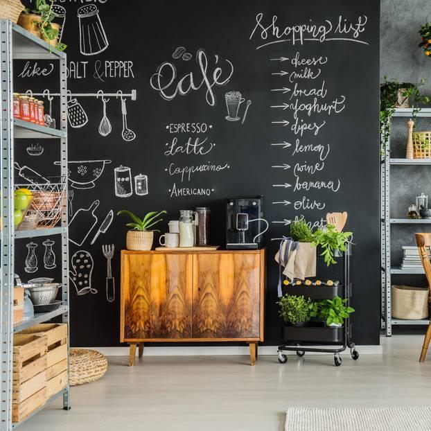 Wandgestaltung Küche: Die schönsten Ideen | BRIGITTE.de