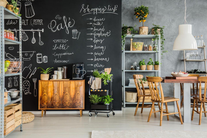 Wandgestaltung Küche: Die schönsten Ideen  BRIGITTE.de