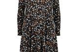 Reinschlüpfen, wohlfühlen und dabei immer gut aussehen – mit diesem Blümchenkleid von New Look ist das absolut kein Problem. Um 35 Euro.