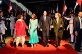 Herzogin Kate + Prinz William: werden in Pakistan empfangen
