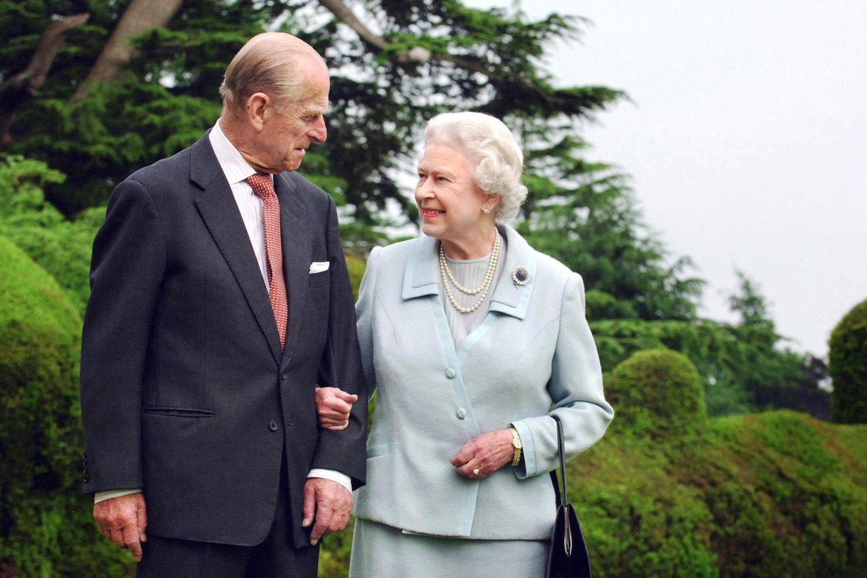 Queen Elizabeth: So nennt Prinz Philip sie