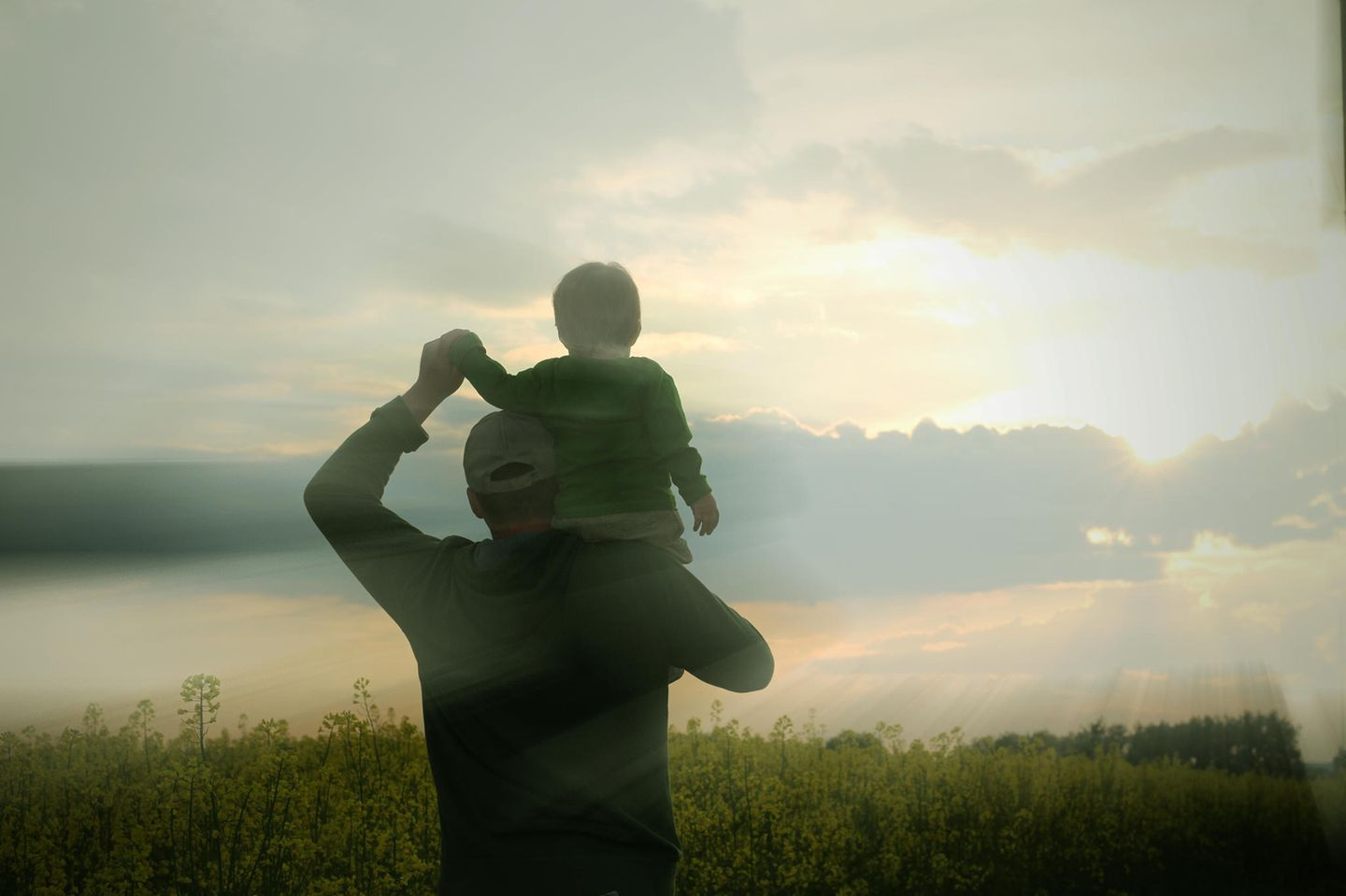 Der Brief eines Vaters an sein jüngeres Ich