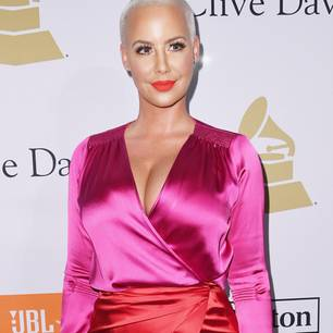 Amber Rose: Reality-TV-Star postete Wehen-Bilder