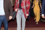 Gigi Hadid in Mango-Boots