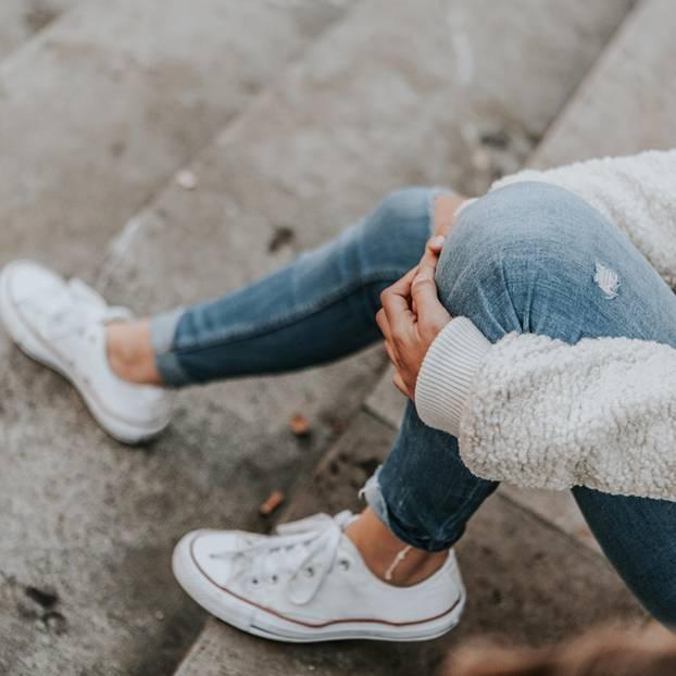 Igitt! Experten raten, unsere Jeans nicht zu waschen