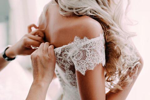 Sooo romantisch! Das sind die Brautkleider-Trends 2020 ❤️