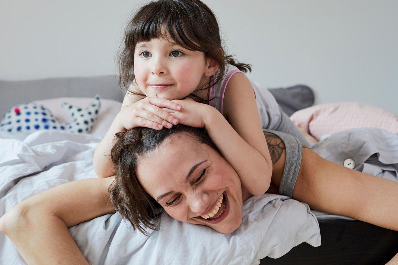 Studie: Diese eine Alltagsregel macht Mamas glücklicher