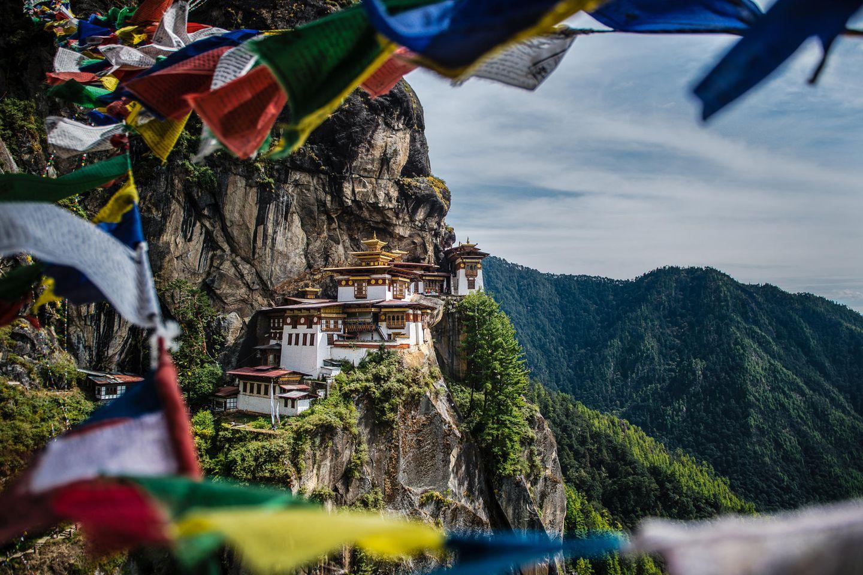 Reiseziele 2020: Bhutan