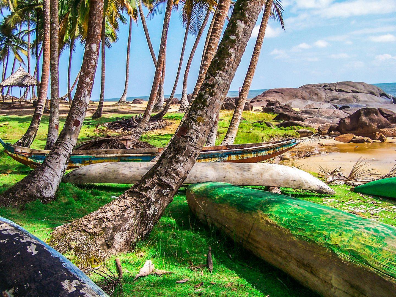Reiseziele 2020: Liberia