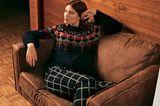 Fair Feminine Fashion von Brigitte & Lanius - alle Herbstteile: Pullover + Culotte