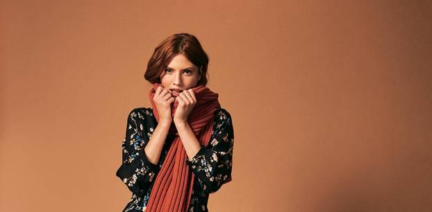 Fair Feminine Fashion von Brigitte & Lanius - alle Herbstteile: Blumenkleid