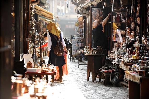 Sarajevo - Die besten Reisetipps: Markt
