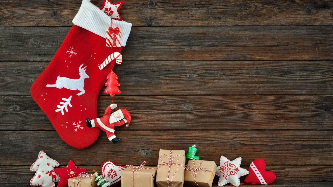 VIDEO: Nikolausstiefel basteln so geht's mit Filz