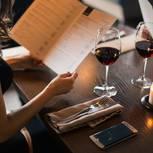 Speisekarte für Frauen? Das wird teuer