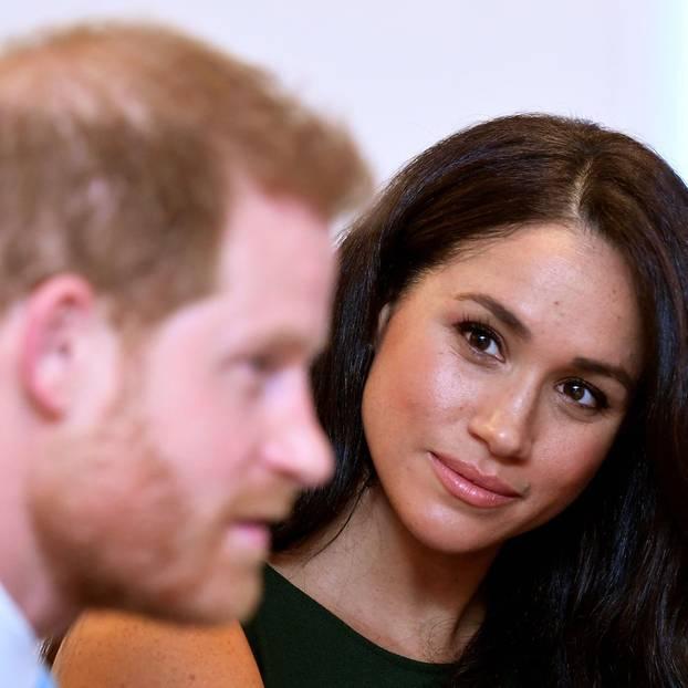 Meghan + Harry: 7 Aussagen, die die Monarchie erschüttern