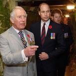 Prinz Charles, Prinz William, Prinz Harry