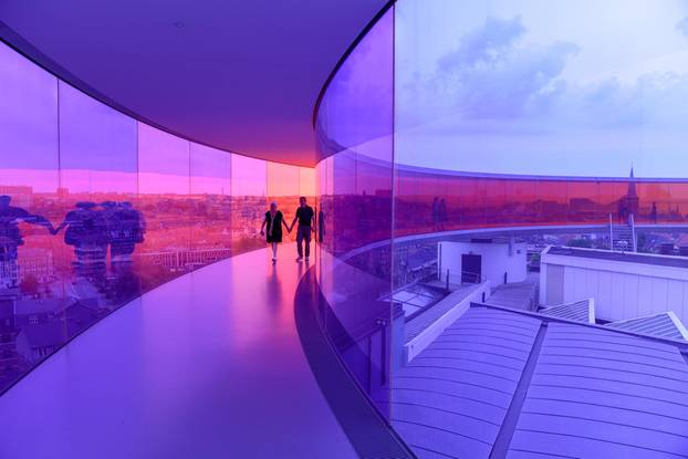 Sehenswürdigkeiten in Aarhus - die besten Tipps: ARoS-Museum