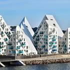 Sehenswürdigkeiten in Aarhus - die besten Tipps: Wohnhaus Eisberg