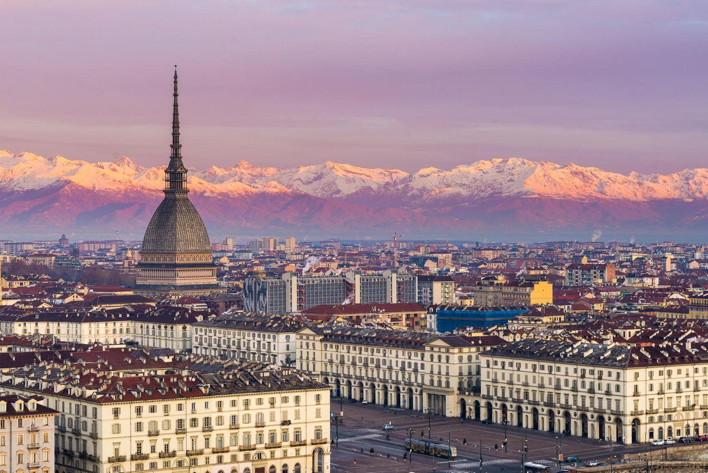 Turin: Die besten Reisetipps: Promenade