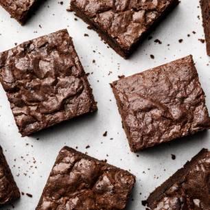 Glutenfreie Kokos-Brownies