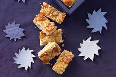 Orangen-Hafer-Kekse