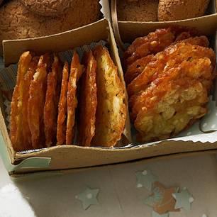 Haferflocken-Mandel-Kekse
