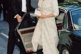 Lady Dianas Looks: Prinzessin Diana im weissen Kaftan