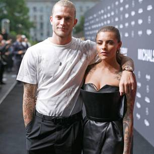 Sophia Thomalla und Loris Karius