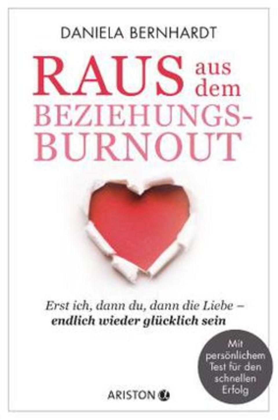 "AEG-Methode: Buchcover ""Raus aus dem Beziehungs-Burnout"""