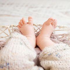 Namensgenerator: Babyfüße