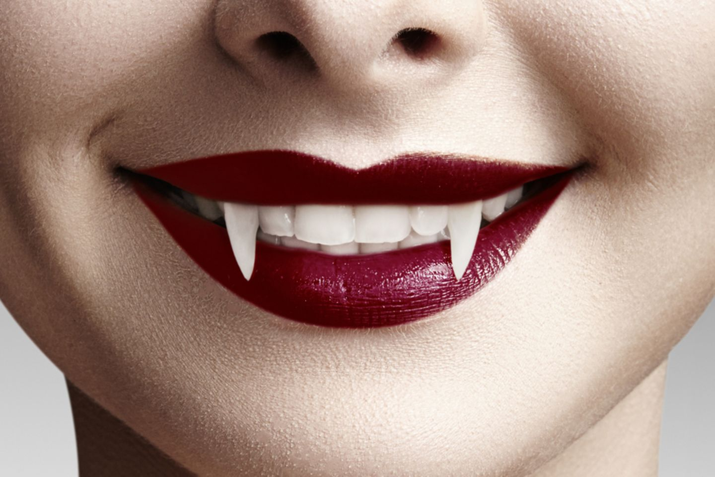 Vampir schminken: So gelingt es!  BRIGITTE.de