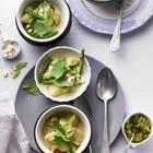 Kartoffel-Curry mit Thai-Basilikum