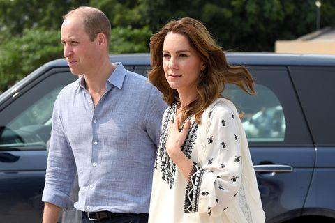 William und Kate: Sie entkamen nur knapp einer Tragödie
